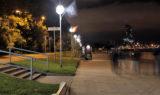 Energa modernizuje oświetlenie uliczne
