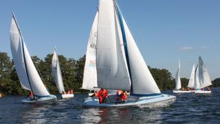 Regaty Erko Sailing Cup 2017 odbyły się w Olsztynie