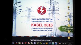 XXIII Konferencja Kabel 2016 odbyła się w Krynicy Zdrój
