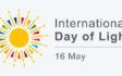 16 maja: Międzynarodowy Dzień Światła