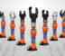 Linia narzędzi elektrohydraulicznych Orange