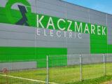 Kaczmarek Electric kontynuuje rozwój sieci