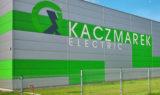 Kaczmarek Electric otwiera rozbudowany magazyn