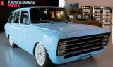 Koncern Kałasznikow zaprezentował samochód elektryczny