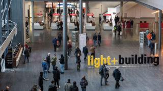 Targi Light + Building 2018  odwiedziło 220 tys. osób