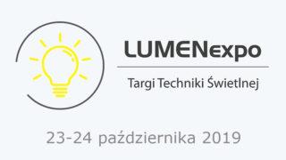 LUMENexpo 2019 już w październiku