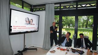 Osram zaprosił  na konferencję o LED-ach
