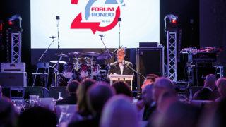 Forum-Rondo świętowało jubileusz 20-lecia