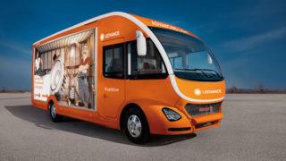 Ledvance Truck zawitał do Warszawy