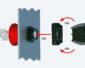 Przyciski sterownicze serii 627