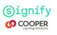 Signify kupuje Cooper Lighting Solutions od Eatona