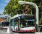 Solaris dostarczył elektryczne autobusy do Hamburga