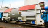 Stojan generatora dotarł do Elektrowni Turów