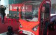 Ursus zaprezentował prototyp elektrycznego pojazdu dostawczego