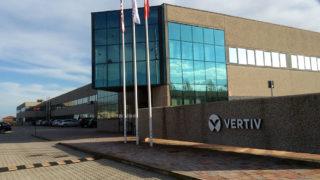 Włoskie ośrodki testowe firmy Vertiv