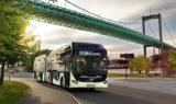 Baterie autobusów magazynem energii z OZE