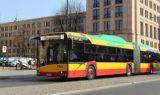 Elektrobusy dla Warszawy za 400 mln zł