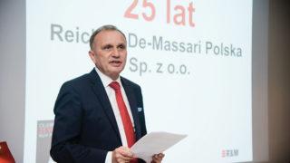 Reichle&De-Massari  od 25 lat w Polsce