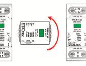 Ogranicznik przepięć INX-B+C 25 firmy Saltek