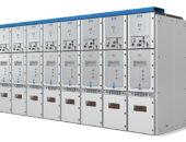 Rozdzielnica SN Eaton Power Xpert UX w wykonaniu dwuczłonowym