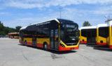 Elektryczne hybrydy Volvo będą wozić pasażerów w Grudziądzu