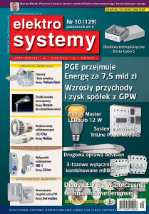Elektrosystemy 10/2010