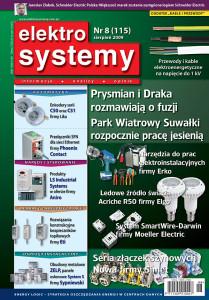 Elektrosystemy 08/2009