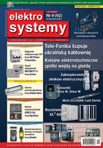 Elektrosystemy 09/2007