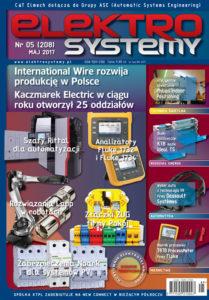 Elektrosystemy 05/2017