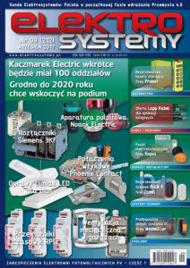 Elektrosystemy 09/2017