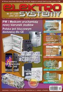 Elektrosystemy 07 / 2017