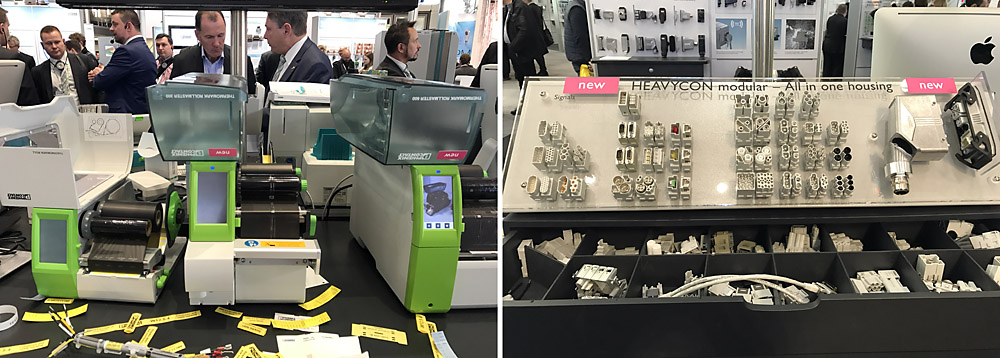Pawilon Phoenix Contact na Hannover Messe 2017