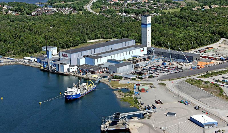 Ośrodek produkcyjny ABB w szwedzkiej Karlskronie