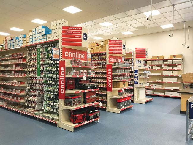 Ekspozycja produktów w marce własnej Onnline