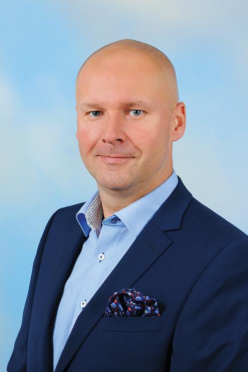 Romuald Wojda, dyrektor operacyjny i wiceprezes Zarządu Onninen Polska