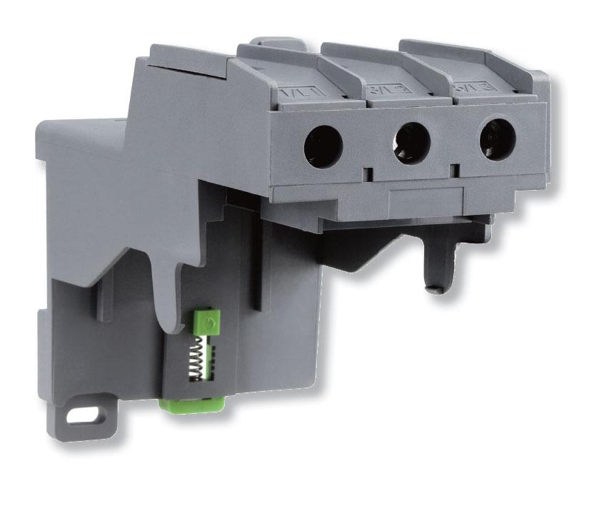 Rys. 10. Adapter przekaźnika na szynę TH-3