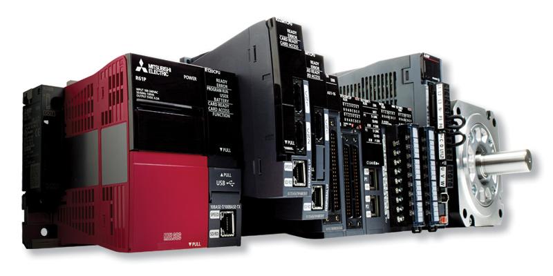 Sterownik modułowy serii iQ-R