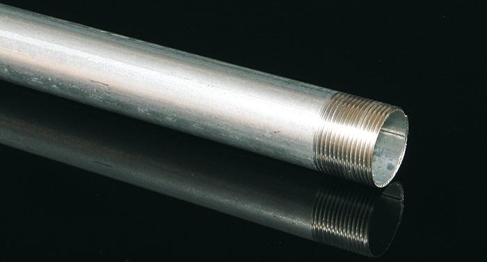 Ochronne rury stalowe zapewniają wysoką odporność mechaniczną