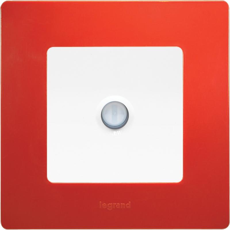 Łącznik oświetlenia z automatycznym wyłączeniem w razie wykrycia braku ruchu