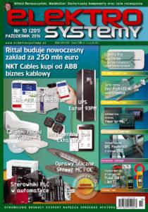 Elektrosystemy 10/2016