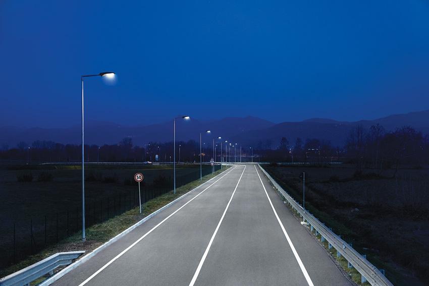Inteligentny system oświetlenia firmy Gewiss pozwala dostosować pracę źródeł światła do zmieniających się wymagań, kontrolować sprawność opraw oraz wpływa na generowanie znacznych oszczędności energii