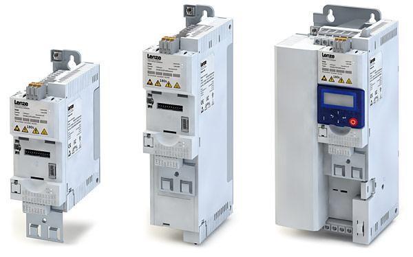 Nowa rodzina przemienników częstotliwości Lenze serii i500 w zakresie mocy od 0,25 do 110 kW