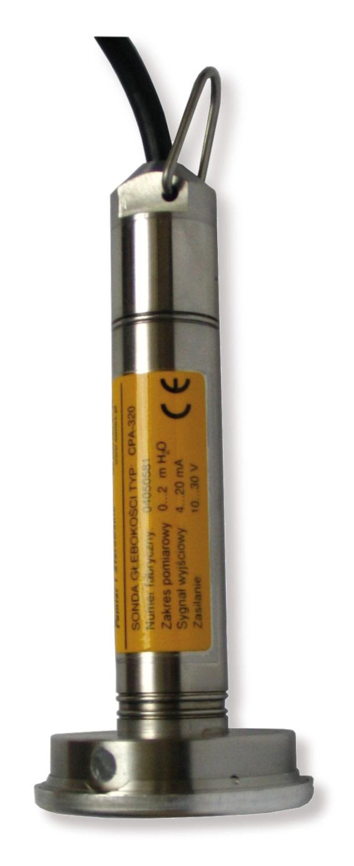 Rys. 10. Hydrostatyczna sonda głębokości  CPA-320 firmy Simex