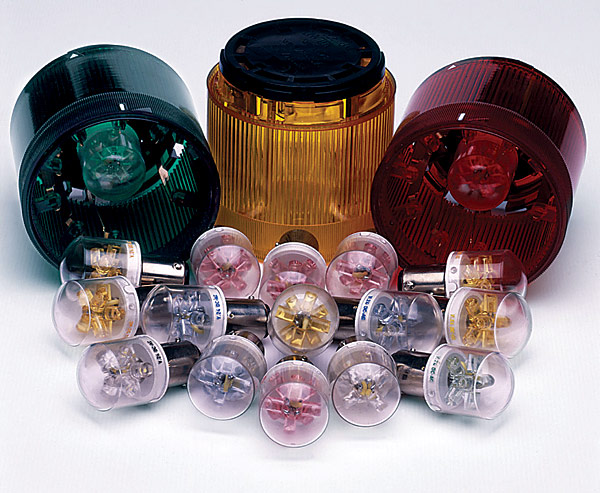 Sygnaliztory Texelco Srl zbudowane w oparciu o źródła światła LED (dystrybutor Nowimex)