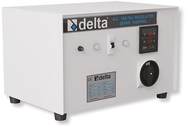Rys. 3. Stabilizator napięcia 230 V AC / 5 kVA – SRV1105