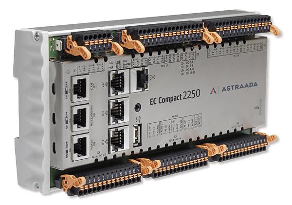 Sterownik Astraada One ECC2250
