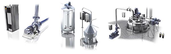 Przetwornice Danfoss mogą być stosowane we wszelkich aplikacjach przemysłowych, komunalnych i budynkowych