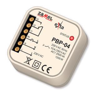 Rys. 2. Przekaźnik bistabilny dopuszkowy typu PBP-04