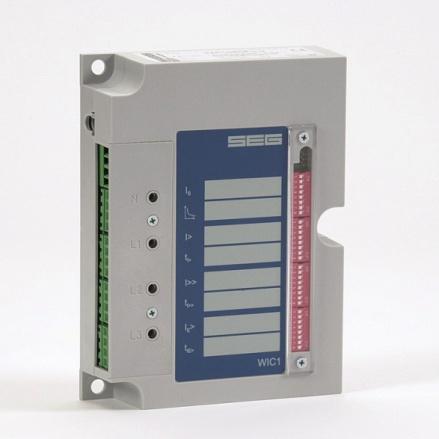 Rys. 3. Przekaźnik zabezpieczeniowy typu WIC1