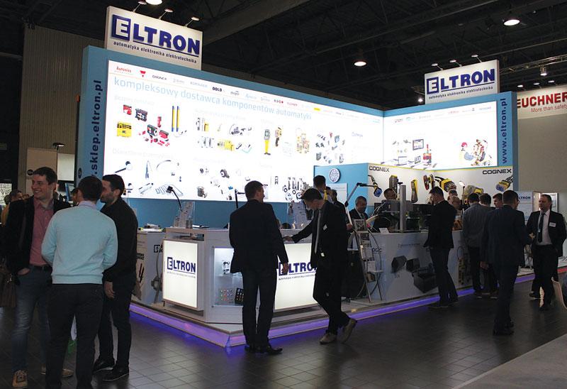 Ekspozycja firmy Eltron